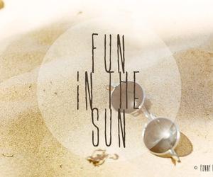 beautiful, sunglasses, and cd image