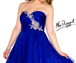 formal, Prom, and plus size image