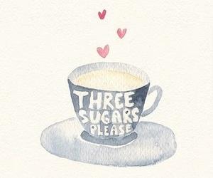 coffee, tea, and art image