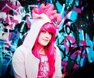 cosplay, MLP, and pinkie pie image