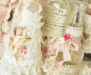 lace and vintage image