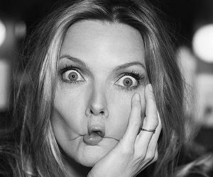 funny and michelle pfeiffer image