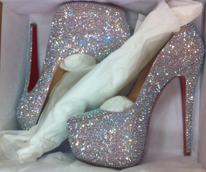 <3, beautiful, and shoes image
