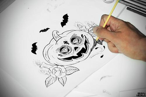 Illustration Brunomedino Via Tumblr On We Heart It
