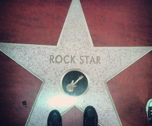 foot, london, and rock star image