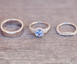 bridal, commitment, and love image