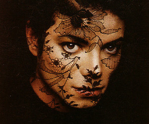 michael jackson and bad era image