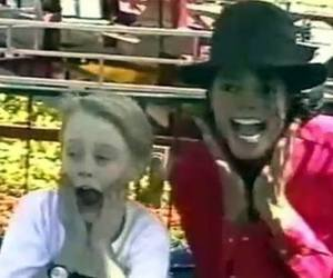 michael jackson and Macaulay Culkin image