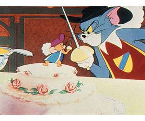 cartoon and tom and jerry image