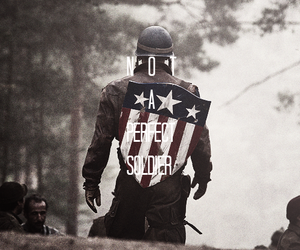 capitain america and soldier image