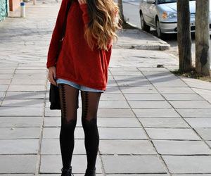 fashion, girly, and shorts image