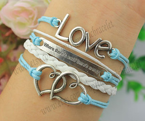 love bracelet and personalized -best gift image