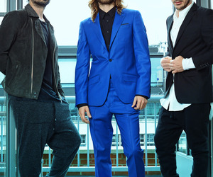 shannon leto, jared leto, and tomo milicevic image