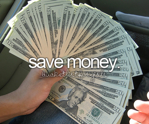 money, bucket list, and bucketlist image
