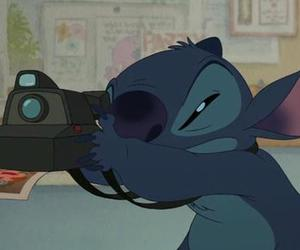stitch, disney, and photography image
