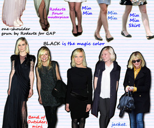 fashion, Kirsten Dunst, and style image