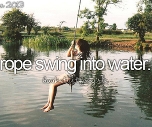 water, bucket list, and summer image