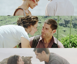 jack shephard, Kate Austen, and lost image