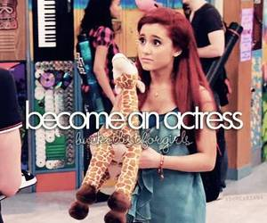 actress, victorious, and ariana grande image