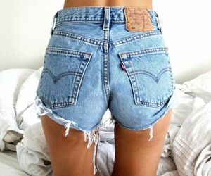 ass, fashion, and casual image