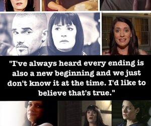 criminal minds, paget brewster, and kick ass girl image