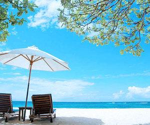 summer paradise image