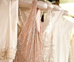dress, Nude, and dressing room image