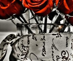 cute flower rouge image