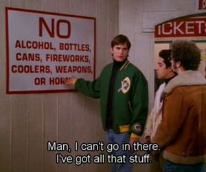 alcohol, bottles, and that 70's show image