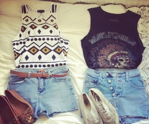 hipster, outfits, and pretty image