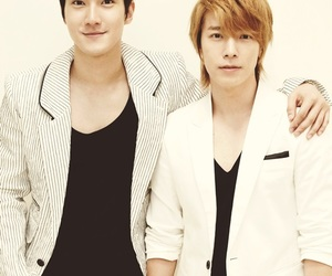 siwon, suju, and super junior image