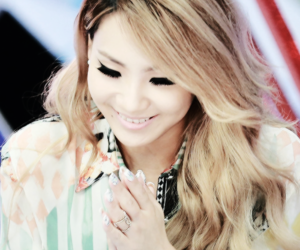 2ne1, asian girl, and CL image