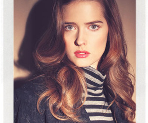 ann ward, ANTM, and fashion image