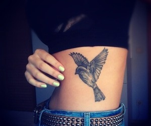ink, side, and tattoo ideas image