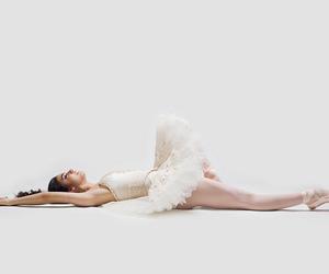 ballet, girl, and conceptual image