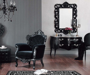 black and gothic image