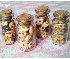 Cookies, cute, and bottle image