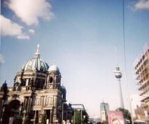 berlin, photography, and travel image