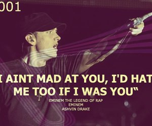 eminem, hate, and mad image