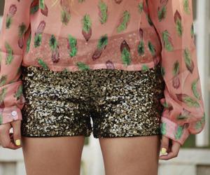fashion, cool, and shorts image