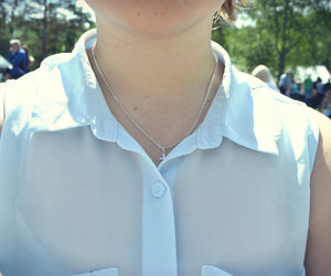 collar, girl, and hipster image