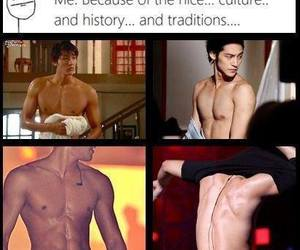 boy, Hot, and kpop image