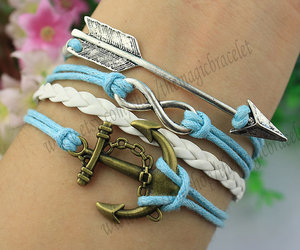 arrow and gift bracelet image