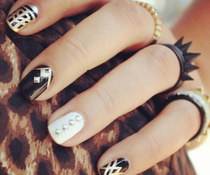 beauty, mani, and nailcare image