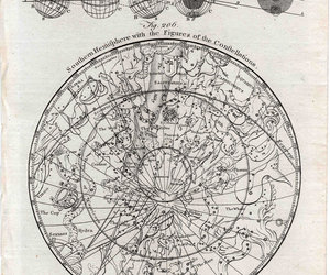 art, astronomy, and constellation image