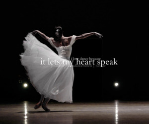 dance, love, and life image