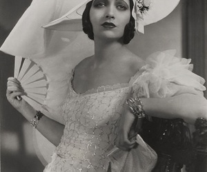 1930s, actress, and fashion image