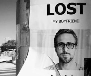 boyfriend, lost, and ryan gosling image
