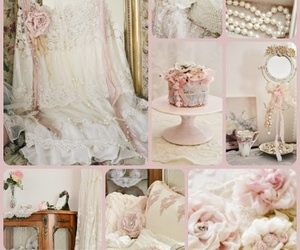 rococo, shabby chic, and victorian image