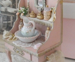 shabby chic and vintage image